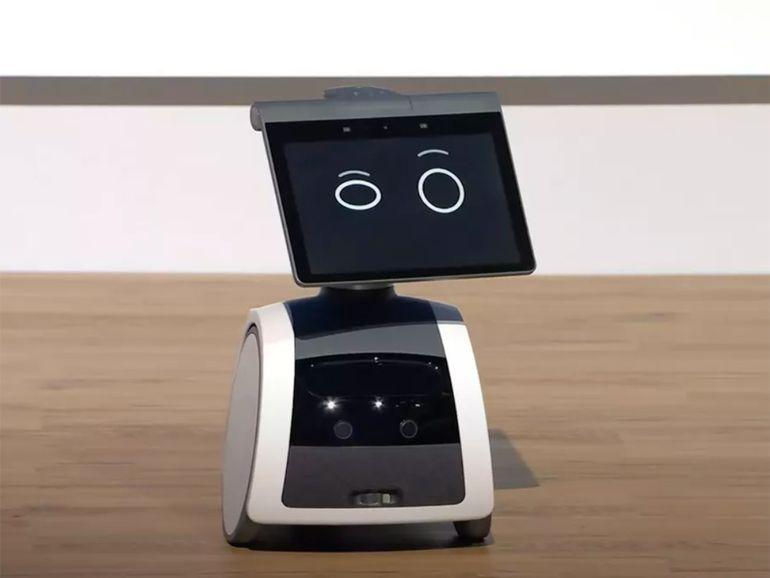 Amazon Astro : le petit robot vous aidera, fera la fête avec vous et respectera votre vie privée