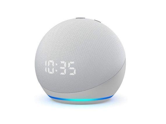L'enceinte connectée Echo Dot (4e génération) est à 39,99€ [-43%]
