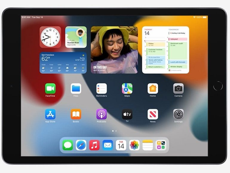 Keynote Apple : un nouvel iPad entrée de gamme plus puissant...au même prix