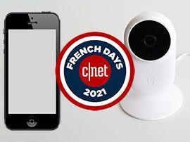French Days 2021 : dernières heures pour les caméras de surveillance à prix réduit