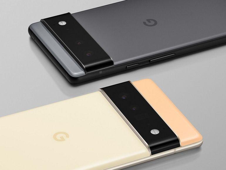 Les Google Pixel 6 et 6 Pro arriveraient sur le marché fin octobre