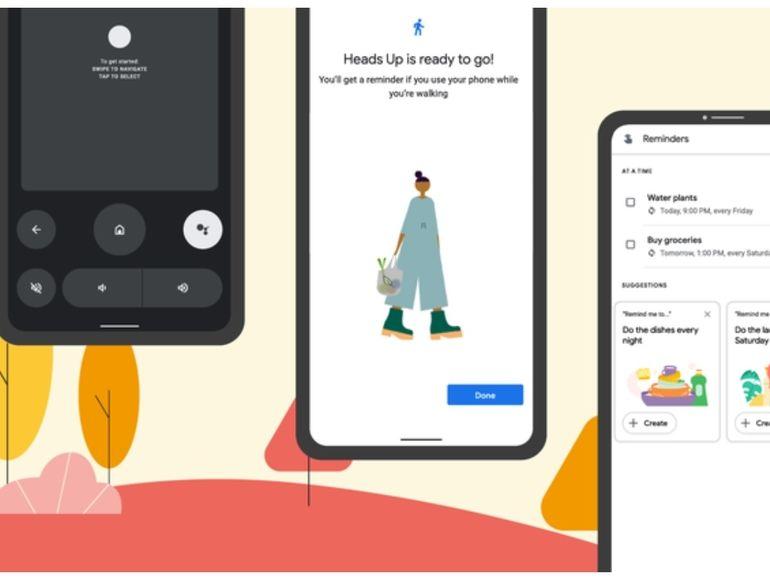 Google ajoute des fonctionnalités pour les anciennes versions d'Android