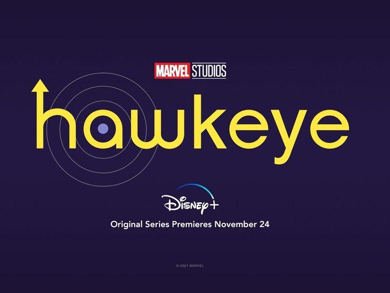 Disney partage la première bande annonce de la série Marvel Hawkeye