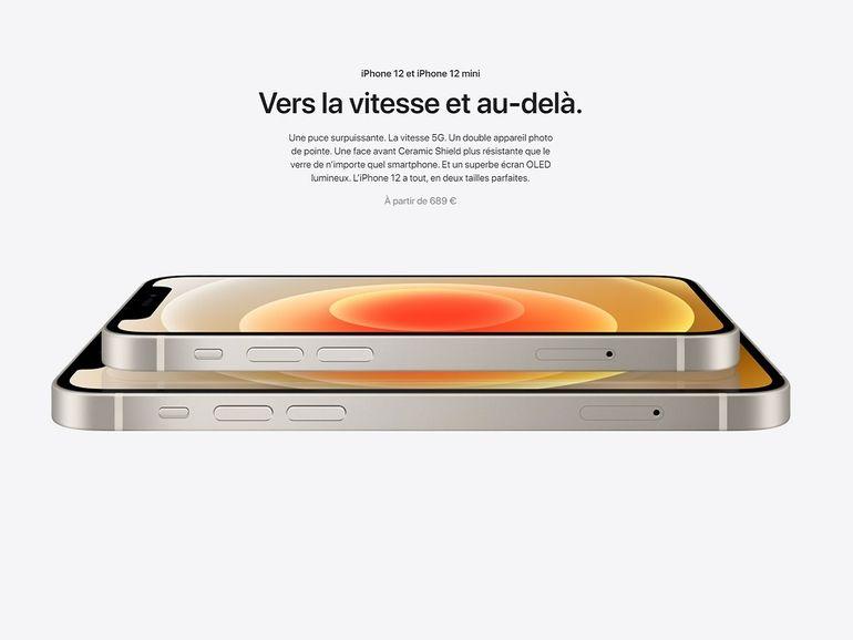 Avec la sortie de l'iPhone 13, les anciennes générations iPhone 11 et 12 baissent de prix
