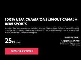 Bruges-PSG (Canal+) : comment voir le match de Ligue des Champions ce soir
