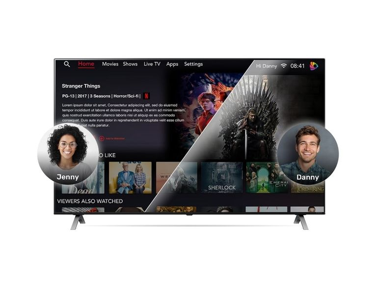 River OS, une interface TV signée LG qui repose sur la publicité et la personnalisation