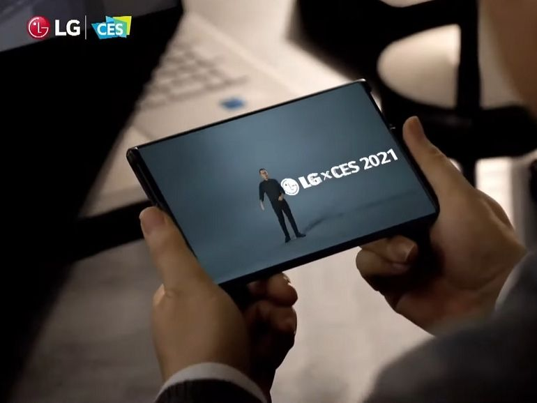 LG aurait trouvé la solution miracle pour résoudre les différents problèmes des smartphones pliants