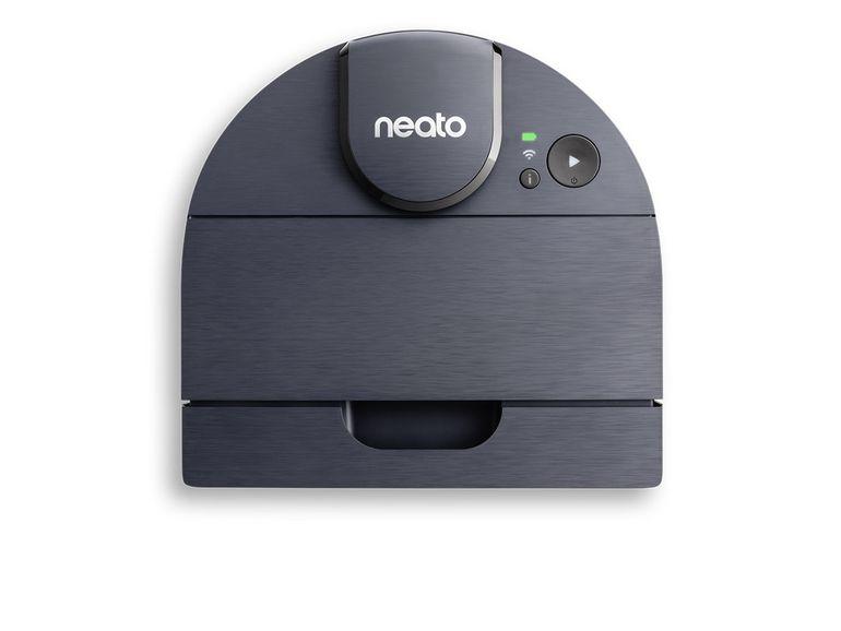 Test du robot-aspirateur Neato D8 : de grosses lacunes logicielles à combler
