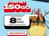 NRJ Mobile : plus que quelques heures pour profiter du forfait 150 Go à 8,99€/mois