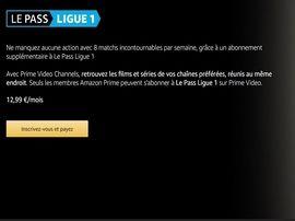 PSG-Clermont (Amazon Prime) : comment voir le match en streaming ?