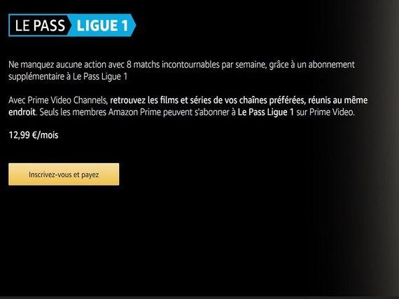 Metz-PSG (Amazon Prime) : comment voir le match en streaming ?