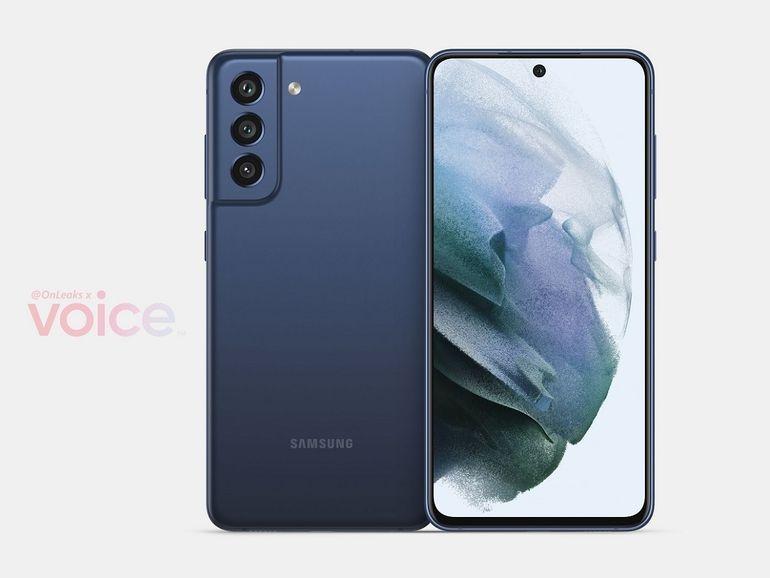 Le Samsung Galaxy S21 FE serait disponible dans le commerce à la fin du mois d'octobre