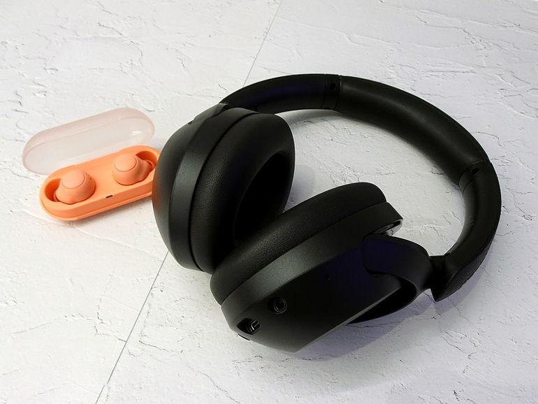Sony WF-C500 et WH-XB910N : de nouveaux True Wireless à 100€ et un casque à RBA