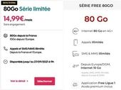 Bon plan forfait mobile : 80 Go chez Sosh ou chez Free Mobile ?