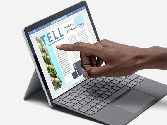 Microsoft Surface Go 3 : une mise à niveau discrète pour la plus accessible des Surface