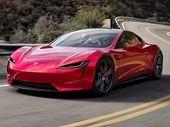 Le Roadster de Tesla est encore retardé, il n'arrivera pas avant 2023