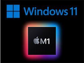 Compatibilité Windows 11 sur Mac M1 : pas de support avec Boot Camp ni Parallels pour l'instant