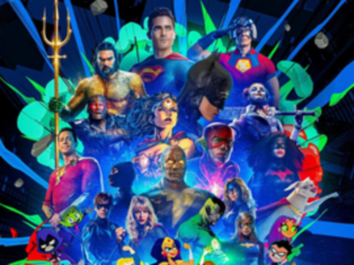 DC FanDome 2021 : The Batman, Black Adam, The Flash… le récap' des annonces