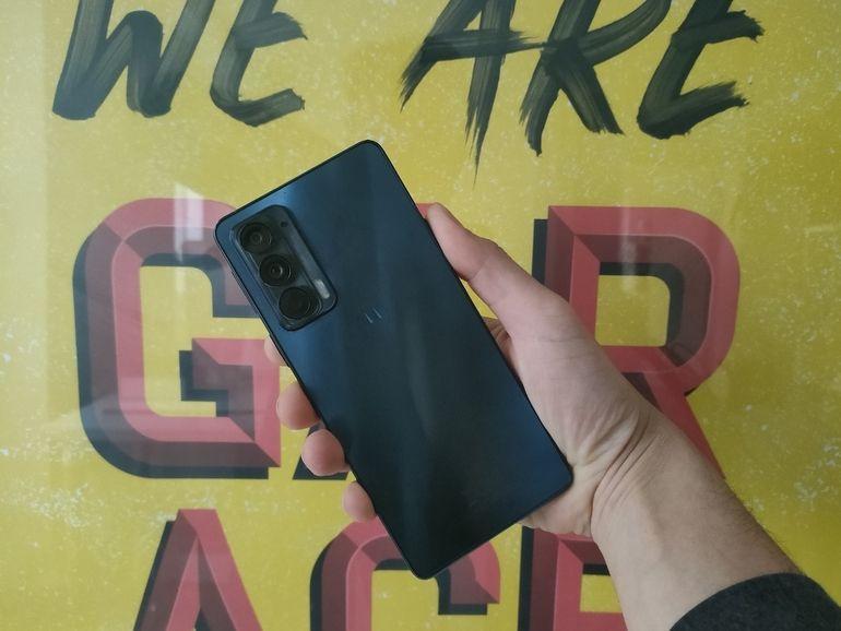 Test du Motorola Edge 20 : quand l'ambition renaît de ses cendres
