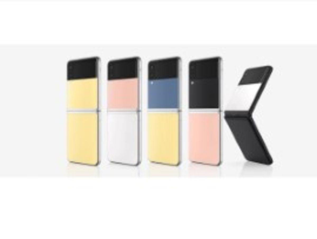 Samsung permet créer son propre Galaxy Z Flip 3