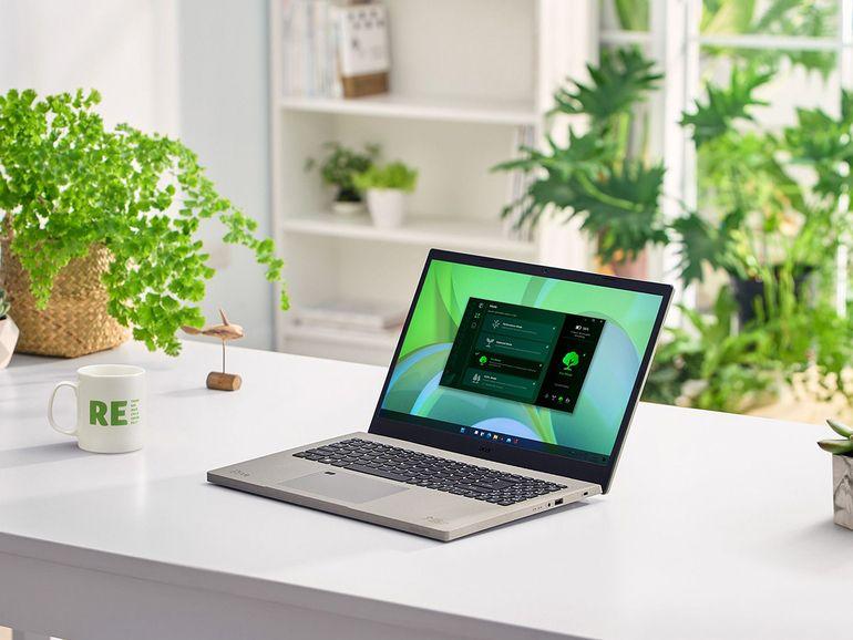 Acer élargit sa gamme de produits écologiques Vero avec un nouveau PC et des accessoires