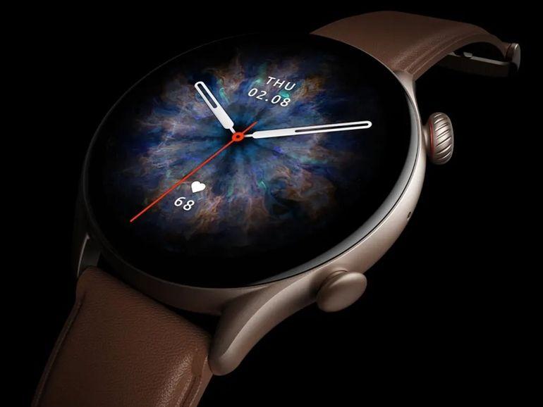 Amazfit GTR 3, 3 Pro et GTS 3 : trois nouvelles montres connectées signées Huami
