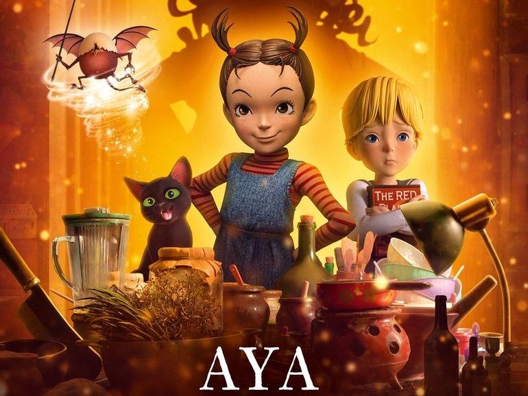 Netflix : Aya et la sorcière, la nouvelle création du studio Ghibli, arrive bientôt sur la plateforme