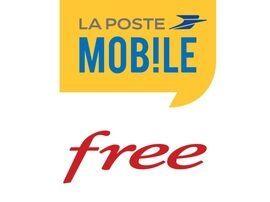 Free Mobile ou La Poste Mobile : quel forfait en promo à 10€ choisir ?