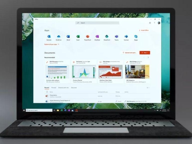 Microsoft Office 2021 : nouveautés, prix, date de sortie... ce qu'il faut savoir de la suite bureautique
