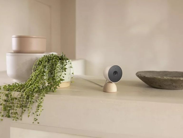 Google : les deux nouvelles Nest Cam sont disponibles dès maintenant