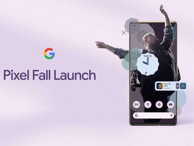 Google Pixel 6 : comment suivre la conférence prévue le 19 octobre ?