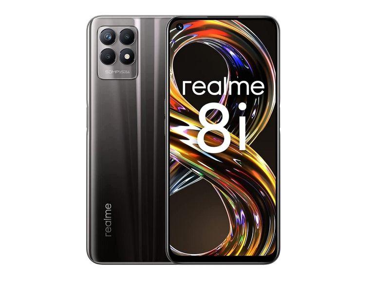 Realme 8i, un smartphone avec un écran 120 Hz à moins de 200€