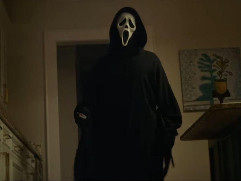 Scream : la bande-annonce du grand retour de Ghostface