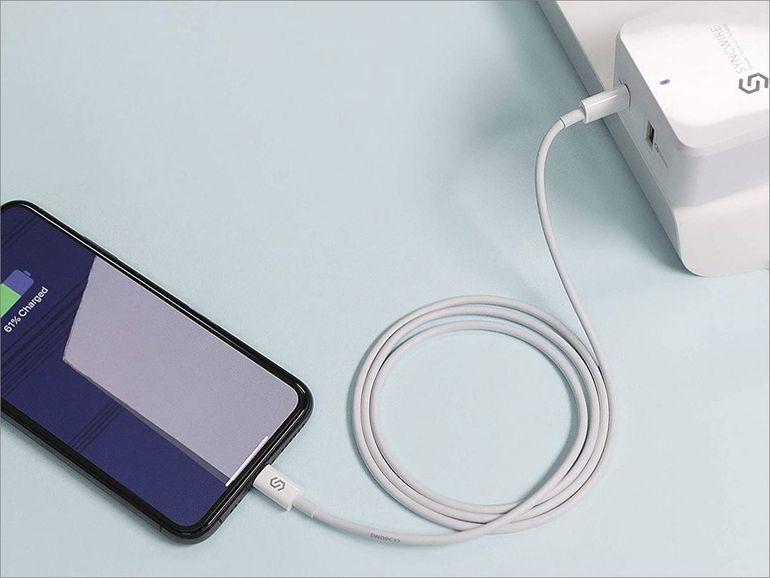 Bon plan : un câble USB-C vers Lightning pour iPhone ou Mac à 15,19€ (-20%)