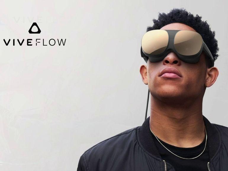 Le nouveau casque VR de HTC fuite juste avant sa présentation