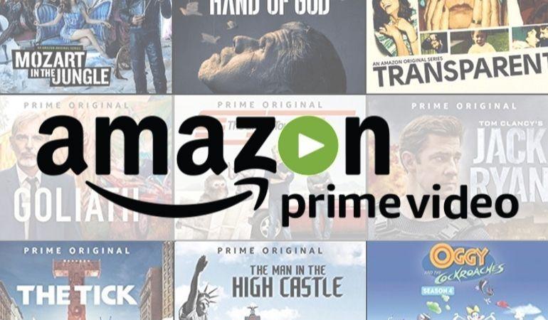 Nouveautés du catalogue Amazon Prime video - les séries et films à regarder ce mois-ci