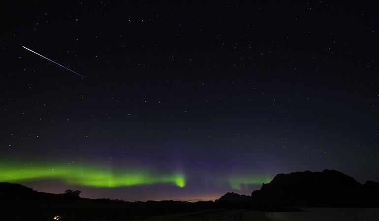 Prendre en photo un ciel étoilé au smartphone ou à l'appareil comme un pro