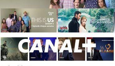 Nouveautés du catalogue myCanal - les séries et films à regarder ce mois-ci