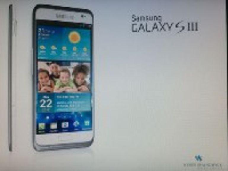 Un Galaxy S3 dès le 22 mai?
