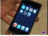 Apple Expo : l' iPod Touch en vidéo