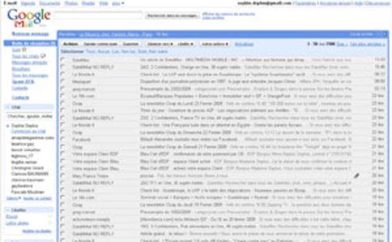 Gmail (Web)