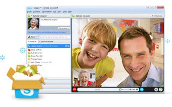 Skype (Windows - Version 5.7)