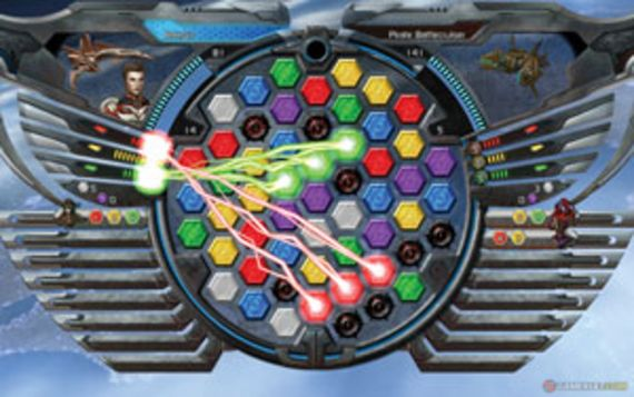 Puzzle Quest : Galactrix