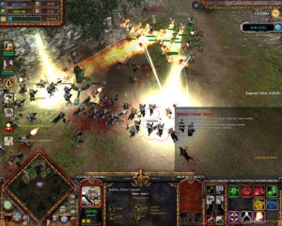 Warhammer 40.000 : Dawn of War - Soulstorm