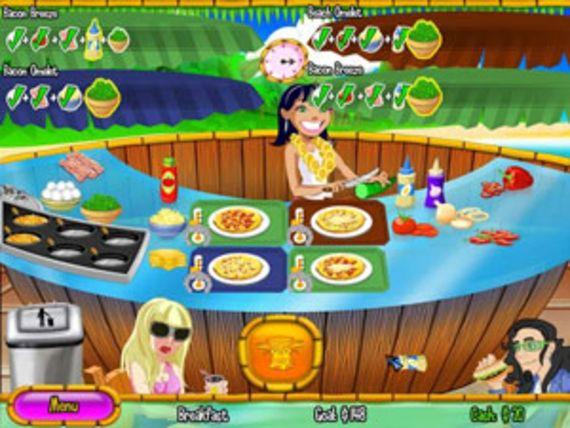 Burger Island 2: The Missing Ingredient