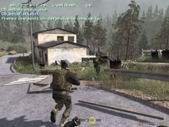 Call of Duty 4 : Modern Warfare (patch)
