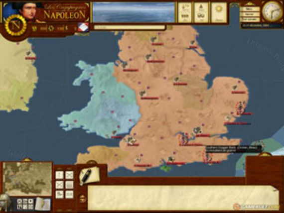 Les Campagnes De Napoléon