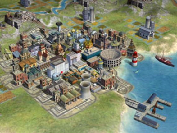 Civilization IV : Beyond the Sword (démo 1)