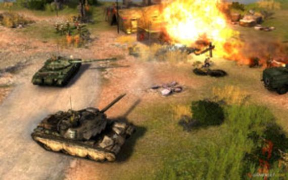 Codename : Panzers - Cold War