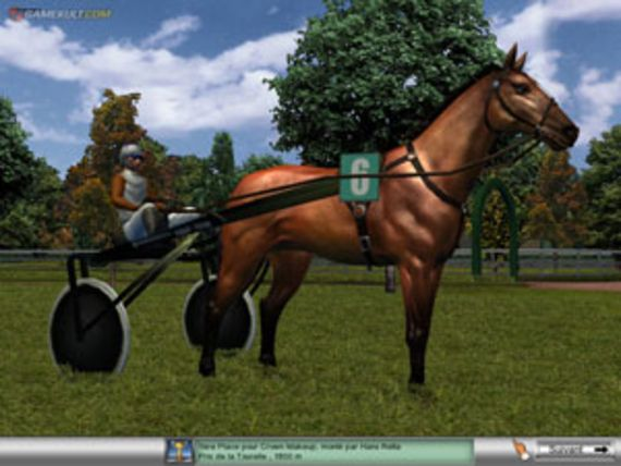 Horse Racing Manager 2 (patch démo)